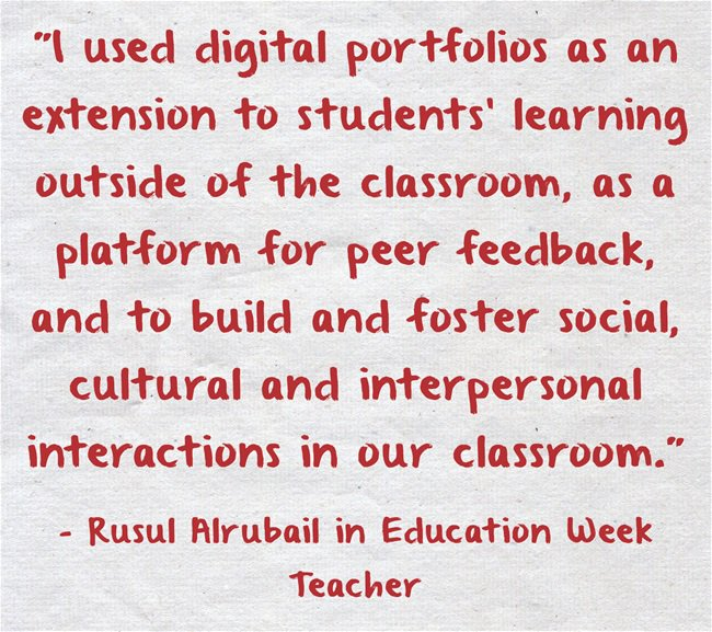 Ways To Help Students Develop Digital Portfolios